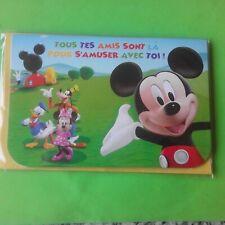 La fée clochette de Disney Carte toutes occasions 3D Neuve
