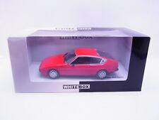 63663 Whitebox 124021 Matra Simca Bagheera 1974 rot Modellauto 1:24 NEU in OVP