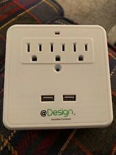 outlet adapter 4 brand new