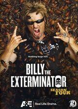 Billy the Exterminator: Season Four [New DVD]