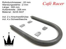 Cafe Racer Loop Scrambler Bobber Ø 22 x 2 / Breite 208 x Länge 300 mm (1997381)