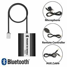 Car Stereo Bluetooth MP3 Player Wireless Music Receiver for 2003-2011 Toyota
