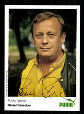 Rainer Basedow Autogrammkarte Original Signiert # BC 84065