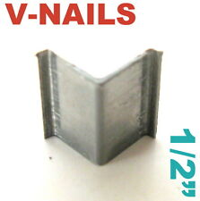 "420 pc V-Nails V-Nail 1/2""  for Soft Wood Type: UNI Picture Framing sct-888"