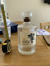 Hibiki Bottle 17 Years Old 700ml (bought From japan)