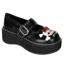 Pleaser Mary Janes Synthetic Heels for Women
