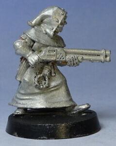 Citadel - Necromunda - Redemptionist Brethren with Shotgun (c) - Warhammer