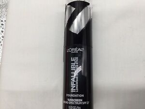 Loreal Paris Infallible Longwear Shaping Stick Foundation- 411 Chestnut