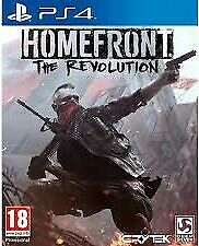 [NEW] PS4 Homefront The Revolution R3 [ENG]