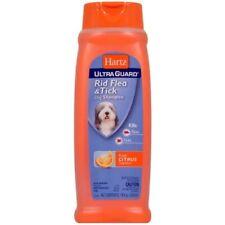 Hartz UltraGuard Citrus Scented Rid Flea & Tick Dog Shampoo