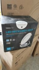 (LOT of 15) - TORCHSTAR 18W 6 Inch LED Recessed Dimmable 1500lm SJ1DL6D-18W50
