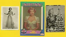Jane Powell Fab Card Collection American singer dancer actress Christmas Tree C