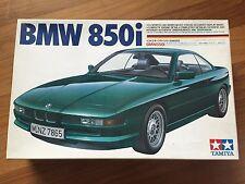 Tamiya 1/24 - BMW 850i Model - NIB, Vintage (1990), RARE!!