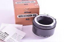 Nikon Extension Tubes PK-11 and PK-13