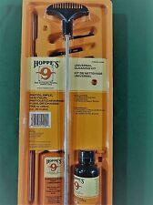 Hoppe's 9 Universal Cleaning Kit Pistol Rifle Shotgun Bore Cleaner Gun Lube NIB
