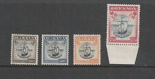 GRENADA STAMPS UNUSED VALUES TO $2.50 MNH .Rfno.J608.