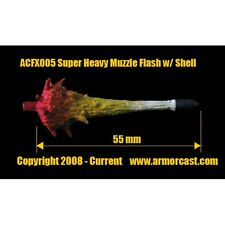 Armorcast ACFX005 Super Heavy Muzzle Flash Cinematic Effects Firearm Weapon Bits