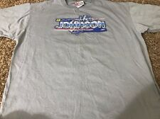 Jimmy Johnson Team Lowes #48 NASCAR Racing 2XL 2008 Sprint Cup T Shirt