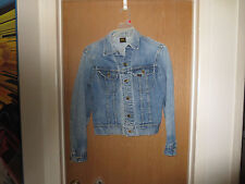 Men'S Vintage Lee Denim Jacket