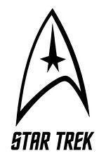 STAR TREK - Iron on t shirt transfer - FREE POSTAGE