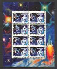 Russia Space Postal Stamps