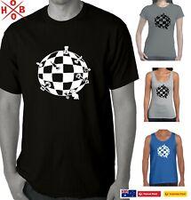 Funny T-Shirts Chess t shirt Board Player tshirts Game World Ladies Mens Size