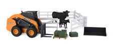 1/16 Big Farm Case SV280 Skid Steer Hobby Farm Set w/Cattle