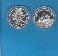 1,50 Euro 2003 Centenaire du tour de France Les 100 ans du tour Monnaie De Paris