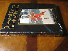 Easton Press HOWARD PYLE'S THE BOOK OF PIRATES SEALED