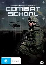Combat School - The Complete Series (DVD, 2011, 2-Disc Set) New  Region 4
