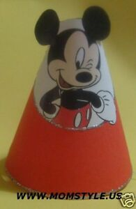 Mickey Mouse  Birthday Party hats