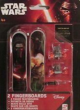 NEW Disney Star Wars 2 Fingerboards
