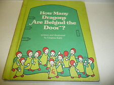 How Many Dragons Are Behind the Door by Virginia Kahl