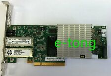 593742-001 HP NC523SFP Dual Port 10GbE 593717-B21 593715-001 PCIe Server Adapter