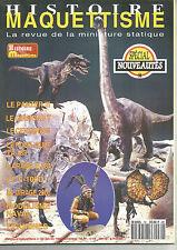 HISTOIRE&MAQUETTISME N°30 PANZER III / DIAMOND T / CENTURION / L'ARADO E 581
