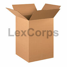 20 Qty 16x16x26 SHIPPING BOXES LC Mailing Moving Cardboard Storage Packing