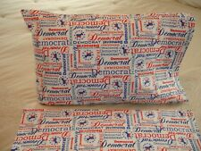 Travel//Toddler Size Handmade Cotton Pillowcase Asian Kimmie Dolls