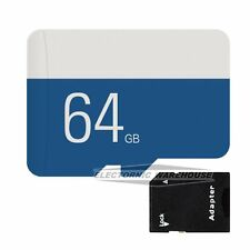 64GB Ultra Micro SD Ultra Memory SD TF Card UHS-1 Class 10 w/ADAPTER
