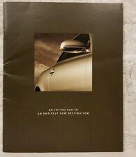 1997 LEXUS  MODEL LINEUP SHOWROOM SALES BROCHURE..28  PAGES
