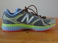 New Balance Fresh Foam 980 W980GY Size 6 B Gray Yellow Running Shoes For Women