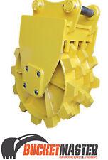 compaction wheel - 3 tonne excavator