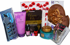 18pc De Pelo, Skin & Nails Beauty Pamper Kit Inc Beckham, champneys Aceite De Argán & Spa