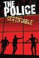 """THE POLICE """"CERTIFIABLE (LIVE)"""" BLU RAY +2 CD NEU"""