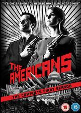 The Americans - Series 1 - Complete (DVD)