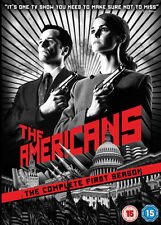 The Americans: Complete 1st Season Dvd Brand New & Factory Sealed (2013)