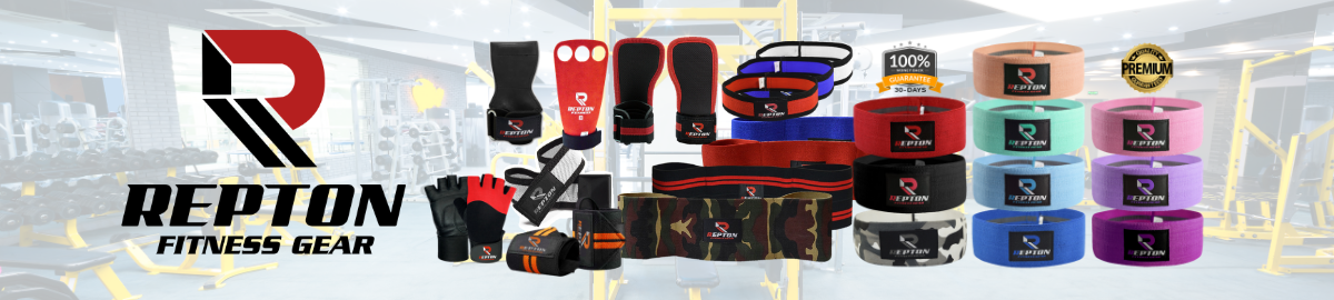 Repton Fitness & Boxing Gears.