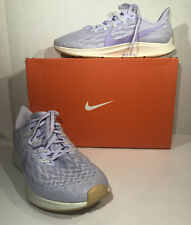 Nike Air Zoom Pegasus 36 Women's Size 9.5 Purple Athletic Running Shoes ZC-601