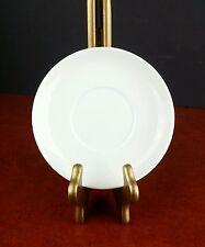 "saucer Wedgwood bone china England white tea, 5 5/8"""