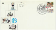 Israel Sc. 1442 Sha'ar HaGay Inn Bet Shemesh Historic Sites 2001 on FDC