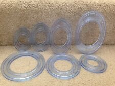 CREATIVE MEMORIES CIRCLE & OVAL CUSTOM CUTTING SYSTEM PATTERNS LOT